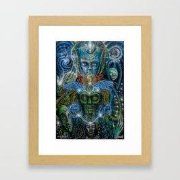 Eternal Being Framed Art Print
