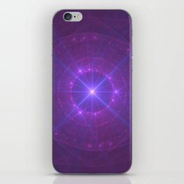 Looking Into The Third Eye iPhone Skin