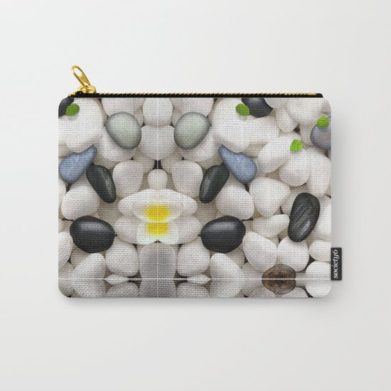 Pebble wash rock river new design 2016 Carry-All Pouch
