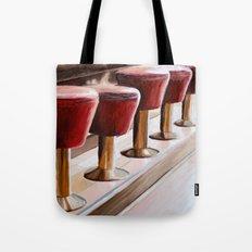 OK OK Diner Tote Bag