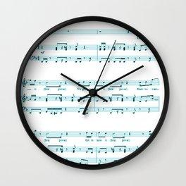 Notess Wall Clock