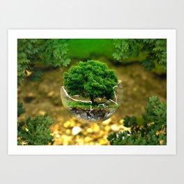Environmental Protection Art Print