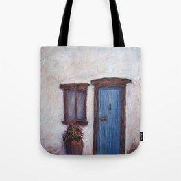 Favorite Things in Ibiza AC150711a Tote Bag