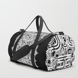 Disorganized Speech #7 Duffle Bag