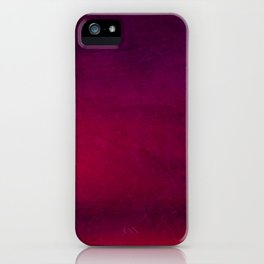 Hell's symphony IV iPhone Case