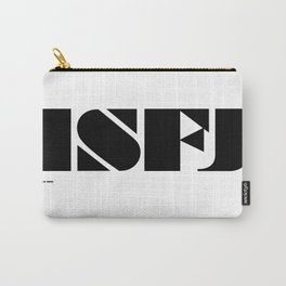 Type Type for ISFJ Carry-All Pouch