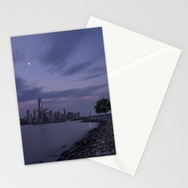 Living the moment Stationery Cards