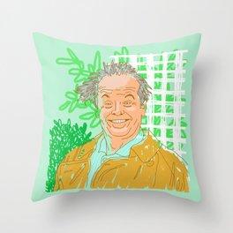 About Schmidt Throw Pillow
