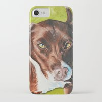 jasmine iPhone & iPod Cases featuring Jasmine by Lindsay Larremore Craige