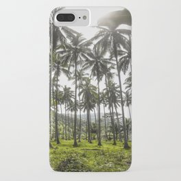 Buko (Coconut) Trees iPhone Case