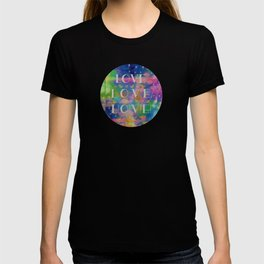Love L.o.v.e. L!o!v!e! T-shirt