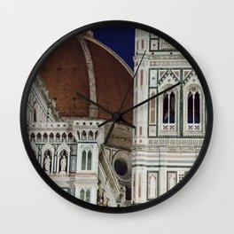 Duomo 2 Wall Clock