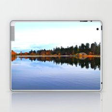 Northwest lake Laptop & iPad Skin