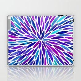 Lavender Burst Laptop & iPad Skin
