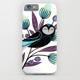 Branch and Bloom iPhone Case