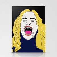 true blood Stationery Cards featuring Anna Paquin / True Blood / Sookie Stackhouse by cleopetradesign.com