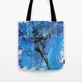 Waterdance Tote Bag
