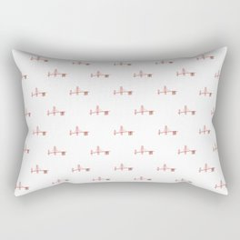 Golden Gate Bridge, San Francisco, California Rectangular Pillow