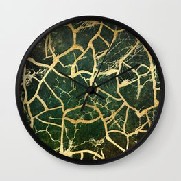 KINTSUGI  ::  Let Go Wall Clock