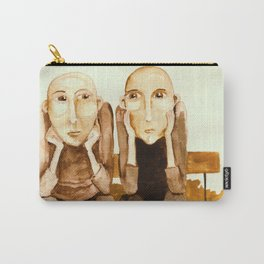 Old Bold friends Carry-All Pouch