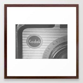 Kodac Framed Art Print