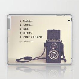 I Photograph Laptop & iPad Skin