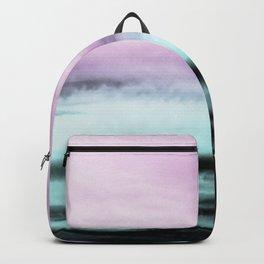 Ocean Love #2 #abstract #decor #art #society6 Backpack