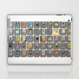 50 Nintendo Games Laptop & iPad Skin
