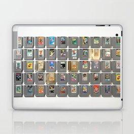 50 Nintendo Games Laptop & iPad Skin