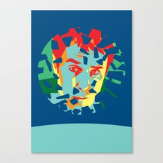 Moon (2009) Canvas Print