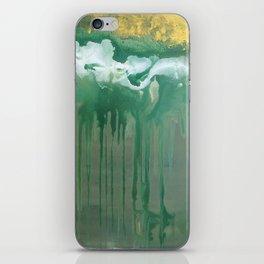 GREEN TARA iPhone Skin