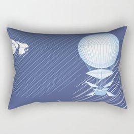 Airships Rectangular Pillow