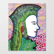 Mohawkia Canvas Print
