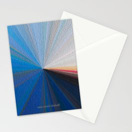 Chromascope Up Close Stationery Cards