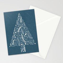 Festive Fir Stationery Cards
