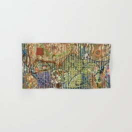 Driving Out Miss Martineau Hand & Bath Towel