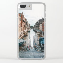 VeNYC Clear iPhone Case