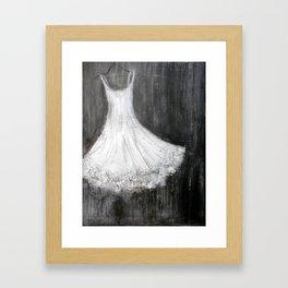 Tutu Framed Art Print