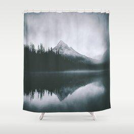Mount Hood VIII Shower Curtain