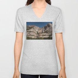 Yosemite Falls Unisex V-Neck