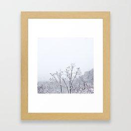 Sprig 2 Framed Art Print