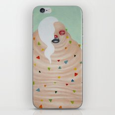 Ms. Candy iPhone Skin