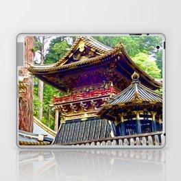 Tosho-gu Shrine, Nikko, Japan Laptop & iPad Skin