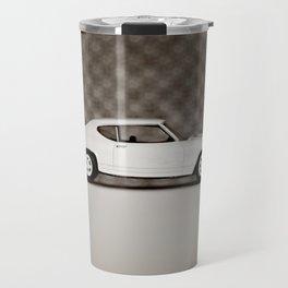 White Chevelle Travel Mug