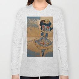 Velvetesque Dolls • Victorian Collection #3A Long Sleeve T-shirt