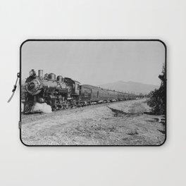 Deluxe Overland Limited Passenger Train Laptop Sleeve