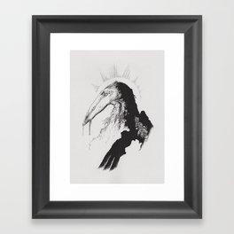 Dirty Packbawky Framed Art Print