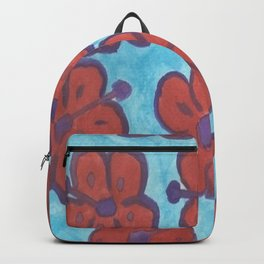 Hibiscus Paradise Backpack