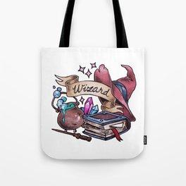 Wizard Class Tote Bag