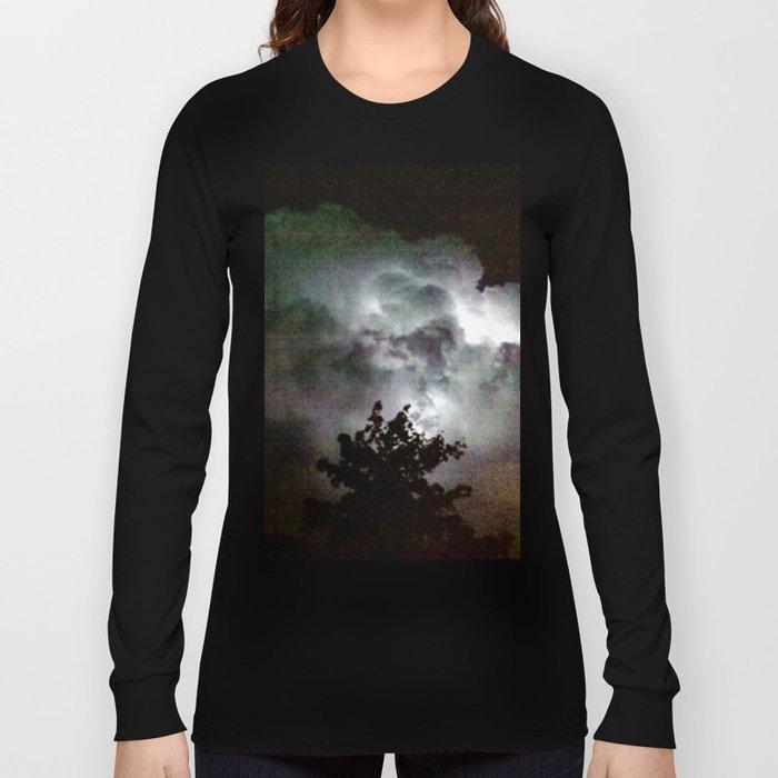 thunder cloud. Long Sleeve T-shirt